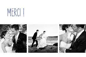 faire part de remerciement mariage carte remerciement mariage modèle de lettre