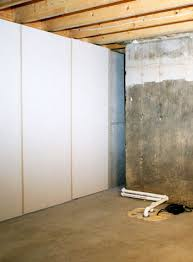 installing basement wall products upgrading your basement walls