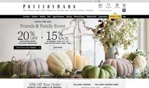 Pottery Barn E Commerce Vertty Ecommerce Website Design Gallery U0026 Tech Inspiration