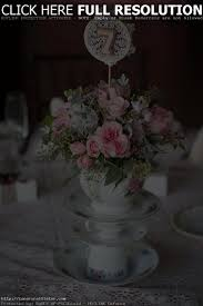 shabby chic wedding centerpieces sweet centerpieces