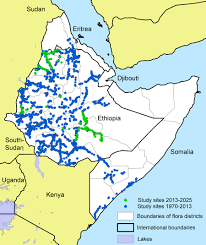 Kenya Africa Map by 100 Lakes In Africa Map Huge U0027 Water Resource Exists