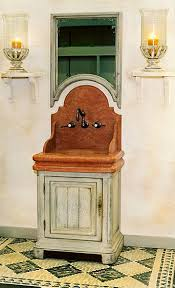 french country style bath vanity from provence et fils the