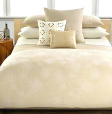 calvin klein duvet cover cal king calvin klein studio katsura wheat 100 cotton king duvet comforter