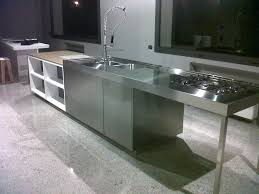 kitchen islands stainless steel image of stainless kitchen islands