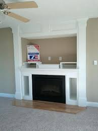 building an electric fireplace wall units built in entertainment center with fireplace designs built in entertainment