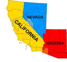 california map regions image map of california nevada arizona regions png