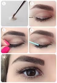 tutorial alis mata untuk wajah bulat cara memakai bulu mata palsu pemula agar terlihat alami