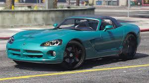 Dodge Viper 2016 - dodge viper srt 10 cabrio gta5 mods com