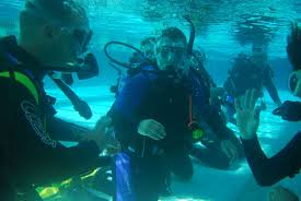 diving instructor wikipedia