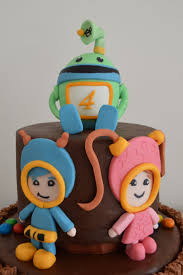 umizoomi cake toppers 12 best cake topper images on cake toppers baking and