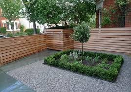 Small Garden Fence Ideas Front Garden Fence Ideas Uk Org Design Home And Decorating In