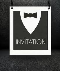 how to accept an invitation to dinner synonym