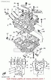 1998 vmax 600 xt vx600xtb yamaha snowmobile intake diagram and