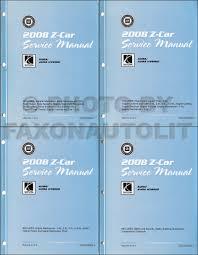 2008 saturn aura owner u0027s manual original