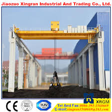 working principle of double girder overhead crane working