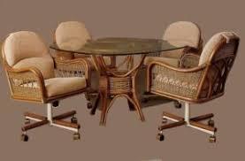indoor rattan wicker dining room furniture u0026 sets