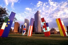 Houston City Flag Bakerripley Bakerripley