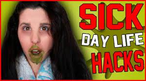 diy hacks youtube 10 diy sick day life hacks reality of being sick how to feel