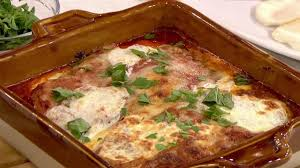vitale serves up cheesy delicious chicken parm and eggplant