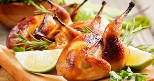 cuisiner caille comment cuire des cailles