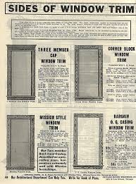 examples of a window trim 1913 craftsman style home pinterest