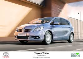 world premiere of the new toyota verso toyota uk media site