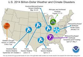 us weather map for april u s weather disasters of 2014 waow weather
