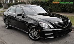 mercedes e63 for sale 2010 mercedes e63 amg used car for sale in port elizabeth