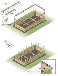 98 best raised garden beds trellis u0026 fence ideas images on