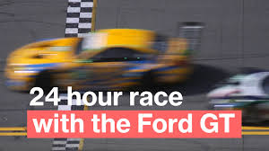 Cost Of 2016 Ford Gt Watch The Ford Gt Rip Up The Track At Its First U S Race Youtube