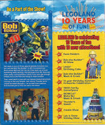 Legoland Florida Map by Heroes Wanted Legoland 2008 Brochure Park Thoughts