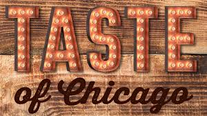 taste of chicago map taste of chicago petrillo shell chicago il tickets