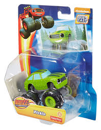 monster truck show grand rapids mi amazon com fisher price nickelodeon blaze u0026 the monster machines