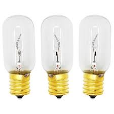 kenmore microwave light bulb amazon com 3 pack replacement light bulb for kenmore sears