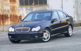 used 2002 mercedes c class sedan pricing for sale edmunds