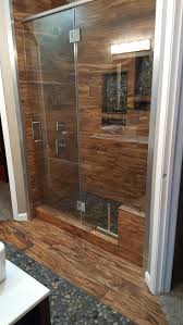398 best shower pebble tile and stone tile ideas images on