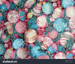 decorative cloth pastelcolored ornaments stock photo