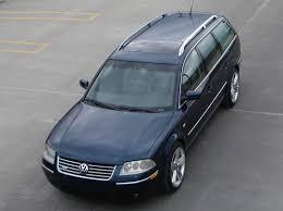 one of 424 6 speeds 2003 volkswagen passat w8 4motion wagon