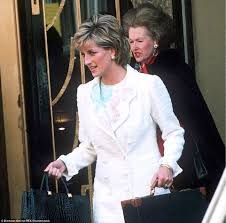 princess diana u0027s stepmother raine spencer dies at the age of 87