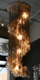 Chandelier For Home Decorations Stunning Creations Seashell Chandelier For Your Home