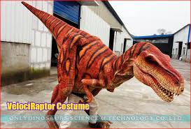 velociraptor costume online selling dinosaur puppet onlydinosaurs