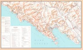 Map Of Cinque Terre Melbourne Map Centre Italy Regions