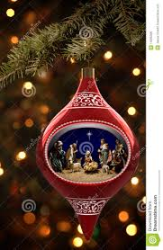 nativity ornament royalty free stock image image 14395306