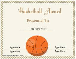 sports certificates baseball certificate template