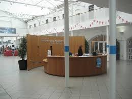 Exhibition Reception Desk Reception Desk Picture Of Carrickfergus Museum U0026 Civic Centre