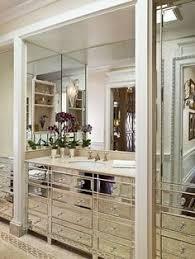 Bathroom Vanity Decor by French Master Bath Design With White Custom Double Bathroom Vanity