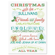our family personalized classic cards current catalog