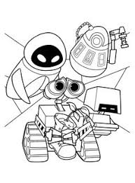 walle coloring pages robots confusion robots coloring pages pinterest confusion