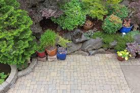 hardscape landscaping a hill u2014 porch and landscape ideas