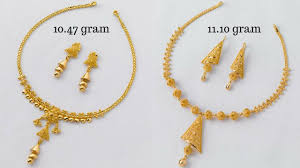 girl necklace chains images Gold necklace designs for girls latest beautiful light weight jpg